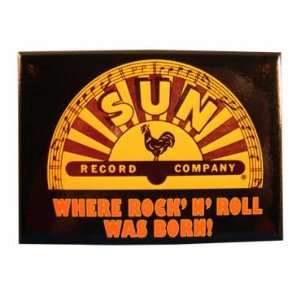 Sun Records Where Rock & Roll Was Born Magnet  Kitchen