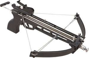 CANNONBOLT Dual Compound Crossbow Black Hunting 2005A BK