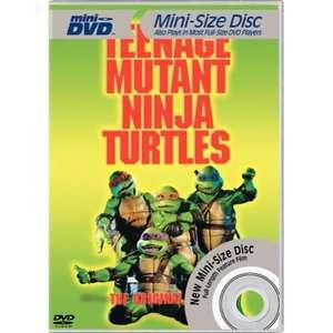 Walmart Teenage Mutant Ninja Turtles (Mini DVD) OLD STUFF