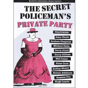 Secret Policemans Private Party/ (Full Frame) TV Shows