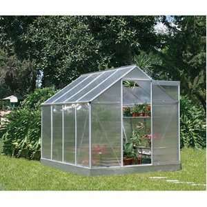 Poly Tex Multi Line Greenhouse   8ft.L x 6ft.W, Model