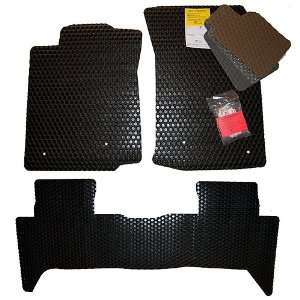 Toyota Tacoma TRD All Weather Floor Mats Custom Made 2012
