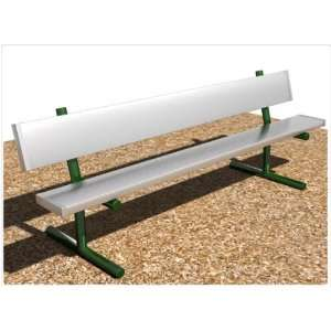 Sports Play 602 217 Portable Park Bench   Frame and