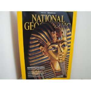 National Geographic (King Tuts DNA, 218): Kenneth Garett