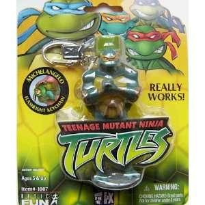 New Teenage Mutant Ninja Turtles TMNT Michelangelo Orange