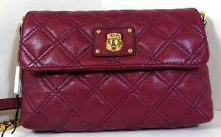 Marc Jacobs The Single Shoulder Quilted Leather Bag Purse