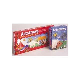 Chenille Kraft Company Artstraws 215 Short 7 3/4 Crafts