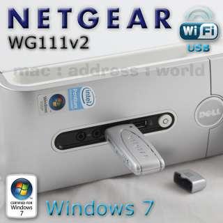Dell Inspiron 560s 580s 620s Low Profile USB Wireless Card Wifi SFF