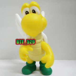 New Super Mario Brothers Action Figure ( 5 Green Koopa Paratroopa