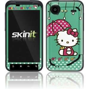 Skinit Hello Kitty Polka Dot Umbrella Vinyl Skin for HTC