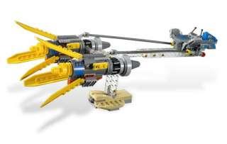 NEW LEGO Star Wars Anakins & Sebulas Podracers 7962 673419145886