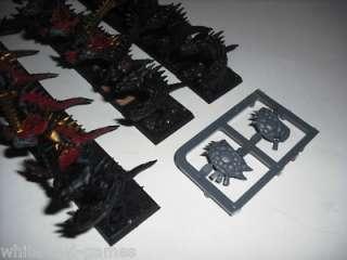 Warhammer Fantasy   Lizardmen   Saurus Warriors   (d)
