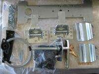 Wayne Dalton 12W x 4 1/4H Universal Garage Door Lock Kit