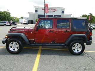 Jeep  Wrangler UNLIMITED in Jeep   Motors
