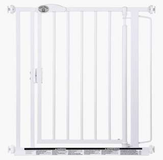 North States Auto Close Top of Stairs Pet Dog Gate