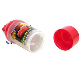mcqueen rock n sip n snack cup a drink in the top a snack in the