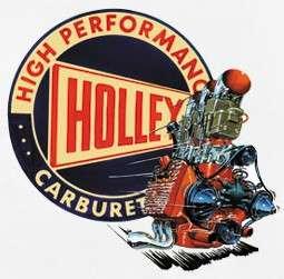 Holley Carb Retro Rat Rod Street Rod T shirt