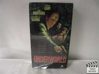Underworld VHS Denis Leary, Joe Mantegna, Traci Lords 031398635734
