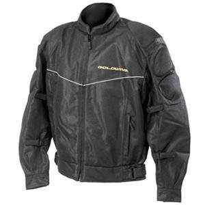 Honda Gold Wing Air Tek Mesh Jacket   2X Large/Black