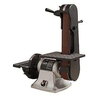 21513 1/3 hp Electric Belt/Disc Sander (21513)  Craftsman Tools Bench