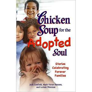 Chicken Soup for the Adopted Soul Stories Celebrating