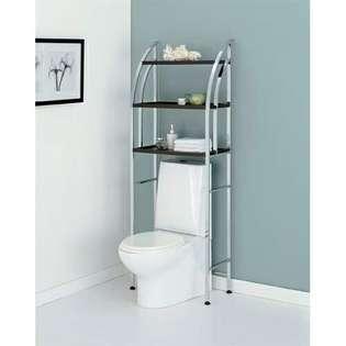 over the toilet shelf target on popscreen. Black Bedroom Furniture Sets. Home Design Ideas