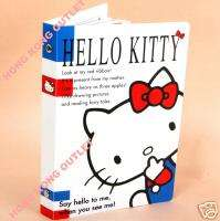 Sanrio Hello Kitty Planner Notebook Schedule Diary D3