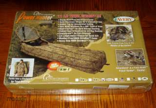 HUNTER GOOSE DUCK LAYOUT HUNTING BLIND FK NEW! 700905014569
