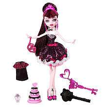 Monster High Sweet 1600 Doll   Draculaura   Mattel