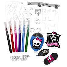Monster High T Shirt Design Set   Fashion Angels