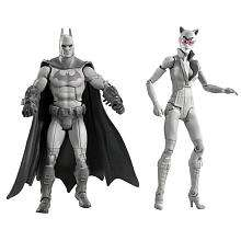 Batman Legacy Action Figures 2 Pack   Batman & Catwoman   Mattel
