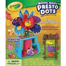 Model Magic Presto Dots Fragrant Garden Playset   Crayola