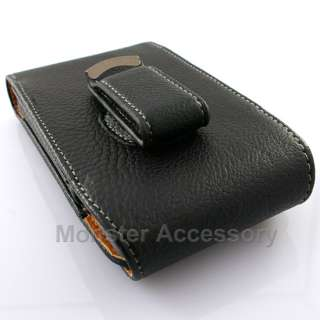 Luxmo Leather Vertical Case Pouch For Samsung Galaxy S2 Sprint