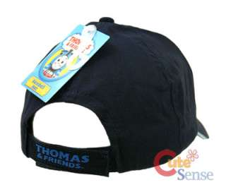 Thomas Tank Engine Baseball Cap  Adjust Hat Navy Blue