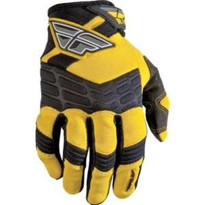 Fly Racing F 16 Mens MX/Off Road/Dirt Bike Motorcycle Gloves   Yellow