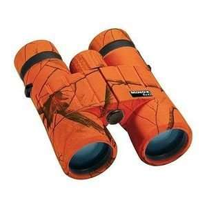 Minox BV 8x42 BR Binoculars Orange Camo: Camera & Photo