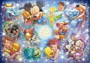 Japan Jigsaw Puzzle Tenyo Disney Best Friends 2000 545
