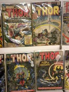 Marvel Silver Age Comic Collection Lot Amazing Spider Man X Men