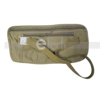 Money Waist Belt Wallet Bag Ticket Passport Holder Purse Pouch