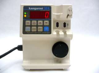 TYCO KANGAROO MODEL 324 ENTERAL CONTROL FEEDING PUMP