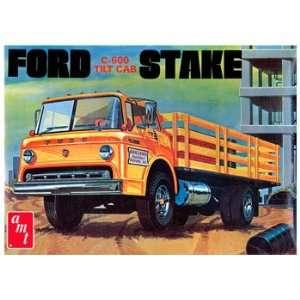 AMT 1/25 Ford C600 Tilt Cab Stake Bed Truck (Ltd