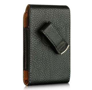 CELL PHONE VERTICAL POUCH BELT LEATHER CASE for Samsung Galaxy S2