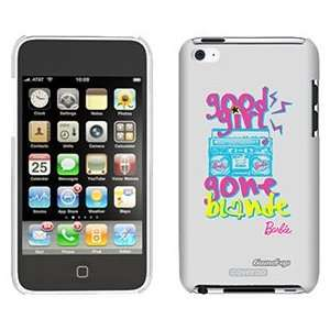 Good Girl Gone Blonde on iPod Touch 4 Gumdrop Air Shell Case