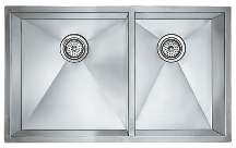 Blanco Stainless Steel 1 3/4 Bowl Undermount Kitchen Sink