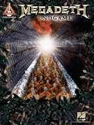 Megadeth Endgame Guitar Tab Book NEW
