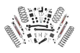 Jeep Grand Cherokee WJ 4 Suspension Lift Kit 1999 2004
