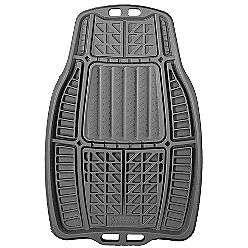 Pc. Extreme Rubber Mat   Grey  Michelin Automotive Floor Mats