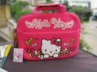 10.1 Notebook Hello Kitty Laptop Sleeve Case HandBag M