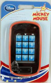 Mickey Mouse Smart Toy Cell Phone PDA Camera Touch Screen