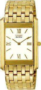 AR1002 56A CITIZEN Eco Drive STILETTO WATCH NEW mens *FREE GIFT